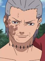 Hidan's head reattached
