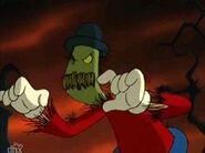 Mona the Vampire Living Scarecrow