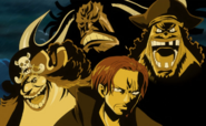 One Piece Yonko Infobox