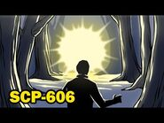 SCP-606 The Teacher (SCP Animation)