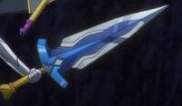Balmung in the anime