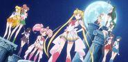 Sailor senshi moon