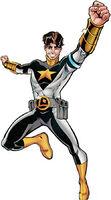 Star Boy DC Comics Post Reboot Legion-Super-Heroes