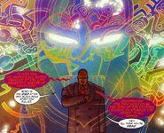 DC Comics Darkseid True Form