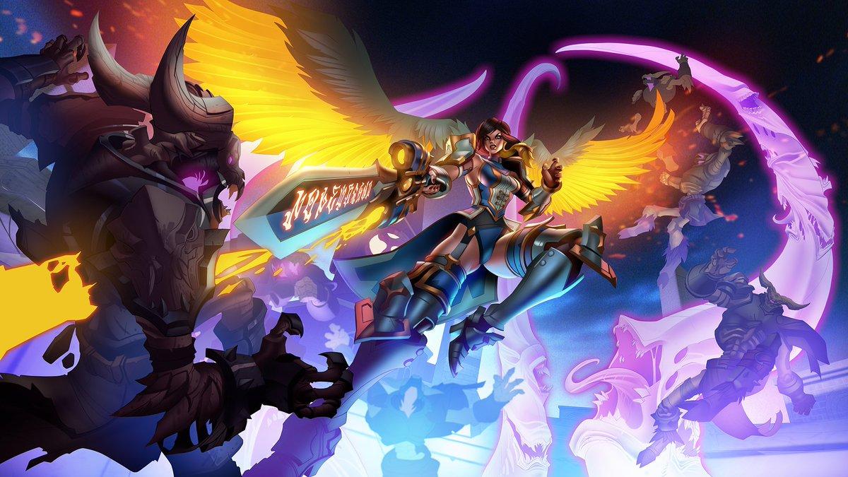 Angelic Combat