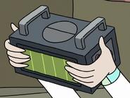 RickandMorty Demonic alien containment box