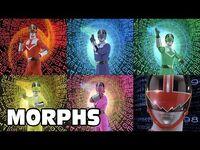 Time Force - All Ranger Morphs - Power Rangers Official-2