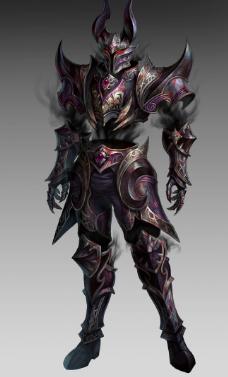 Cursed warrior 343/Daedelus' Knights