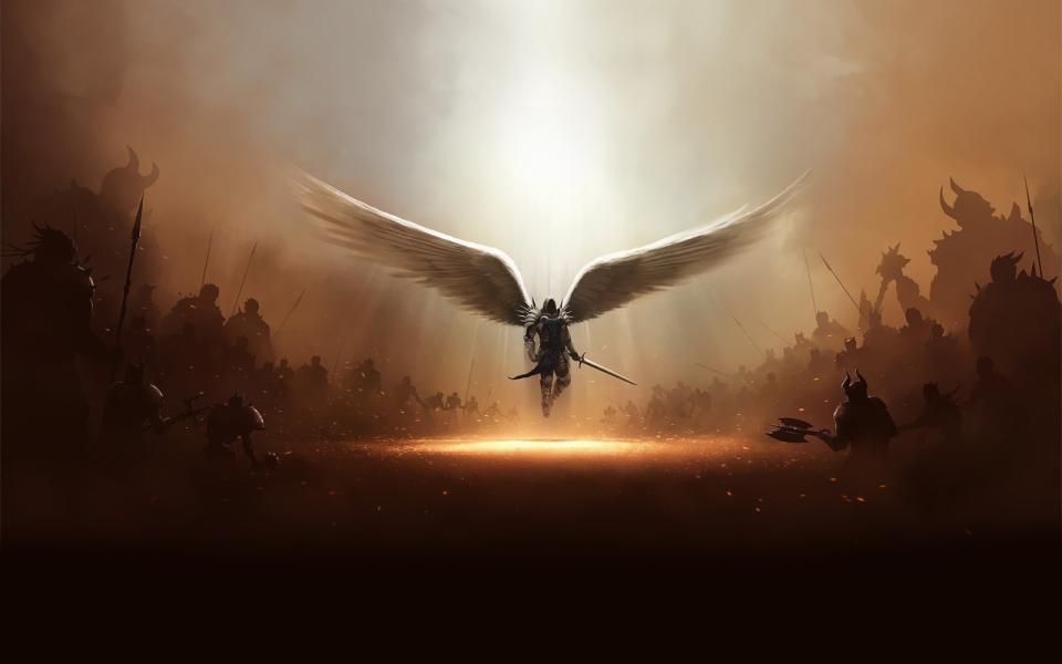 Divine Combat