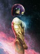 Living Tribunal (Marvel Comics) standing