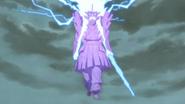 Sasuke's Indra Susanoo