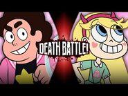 Steven Universe VS Star Butterfly - DEATH BATTLE!-2