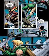 Green Arrow's Speedy Reflexes (1)
