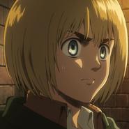 Armin Arlert face
