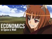 Explaining Economics in Spice and Wolf