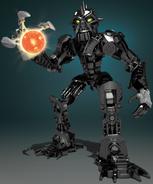 Toa Nuparu Bionicle Heroes