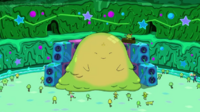 Slime Princess Elemental Ultimate Adventure Time