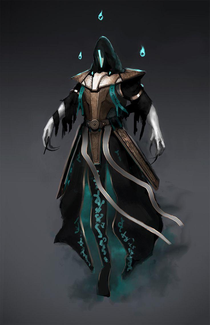 Cursed warrior 343/The Brood