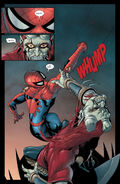 Heavy Strike by Spider-Man