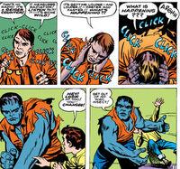 Marvel Comics Human Mutate