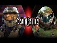 Master Chief VS Doomguy (Halo VS Doom) - DEATH BATTLE!