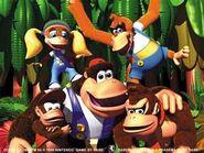 DK64 Cast
