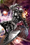 Silver Surfer space