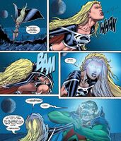 Negative Supergirl 's X-Ray vision