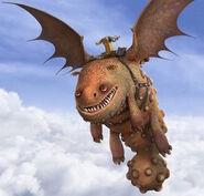 Grump Dragon