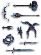 Fate-Touched Weapons Pack Amalur