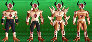 Frieza's race Bio Suit