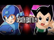 Mega Man VS Astro Boy - DEATH BATTLE!