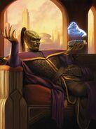 Prince Xizor Star Wars
