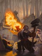 Sacred Flame Dungeons and Dragons