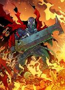 Spawn Forsaken Sword