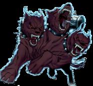 Cerberus Dog-like form (Marvel)