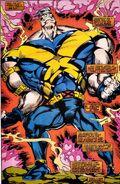 Marvel Comics Strong Guy power