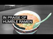 In Praise of Humble Ramen