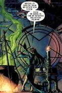 Morgan le Fay (Marvel Comics) scrying