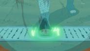 Shikamaru Unseals Water