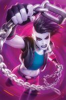 Teen Titans Vol 6 25 Textless Variant