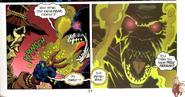 Vampire batman vs scarecrow
