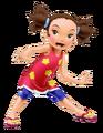 Yuna Kamihara (Stitch!) profile