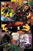 Hellbat vs Kalibak