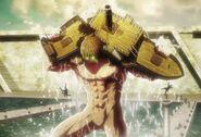 Eren Kruger's Attack Titan