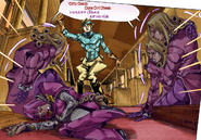 Funny Valentines (JoJo Steel Ball Run) dimensional counterparts