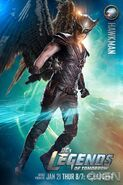 Hawkman Legends of Tomorrow