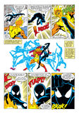 Metahuman Combat by Spider-Man