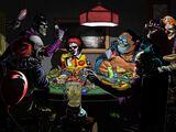 Clown Physiology