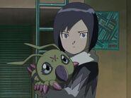 Wormmon Ken Ichjouji (Digimon 02)
